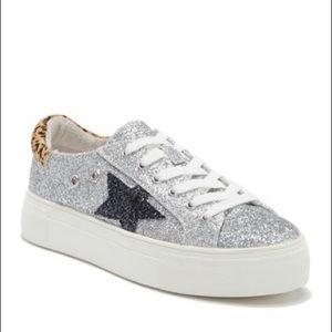 MIA Marlowe Glitter Sneakers